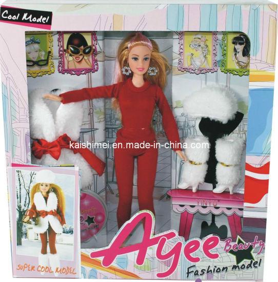 Cheap Price Girl Plastic Toy