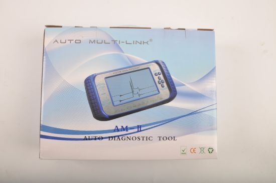 Auto Multi-Link Universal Heavy Duty Truck Diagnostic Scanner (can replace FCAR F3-D)