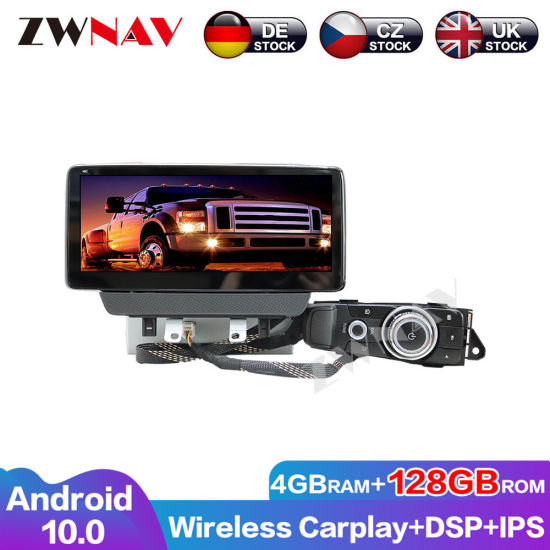 4+128GB Wireless Carplay Android 10.0 Screen Multimedia Player for Mazda Cx-3 2018 2019 GPS Navi Auto Audio Radio Stereo Head Unit