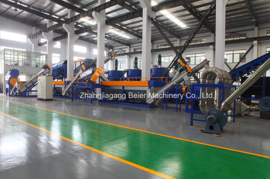 PET Bottle / Flake Recycling Line pictures & photos