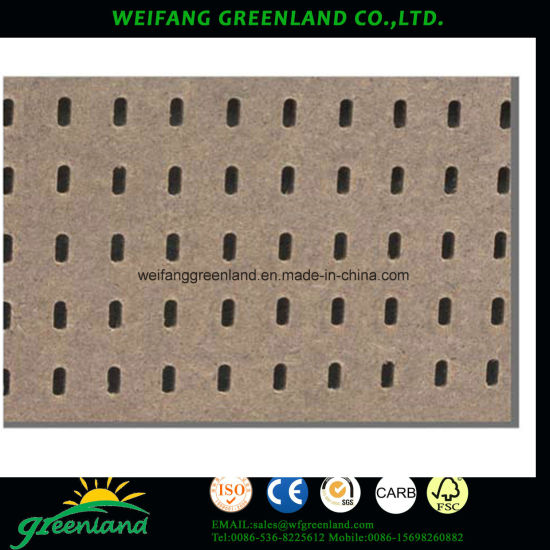 Peg Hardboard 1220X2440mm Decoration Usage