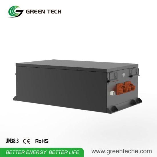 Lithium Ion Li Ion Telecom Battery Pack Akku for Golf Cart