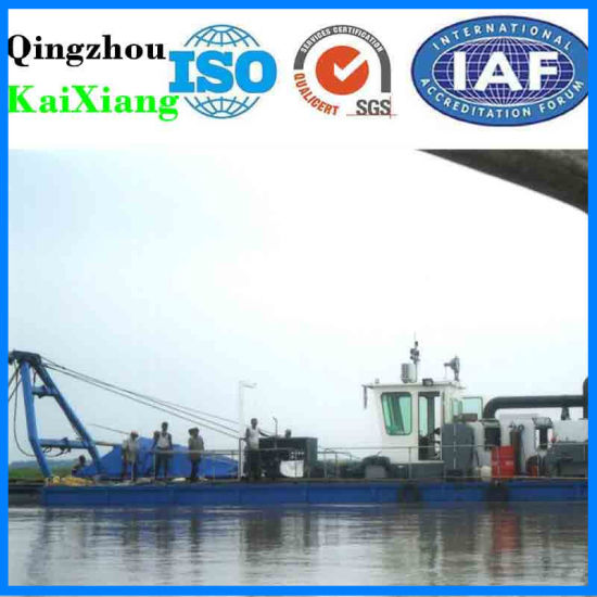 Kaixiang Low Price New Design River Sand Dredging Machine pictures & photos