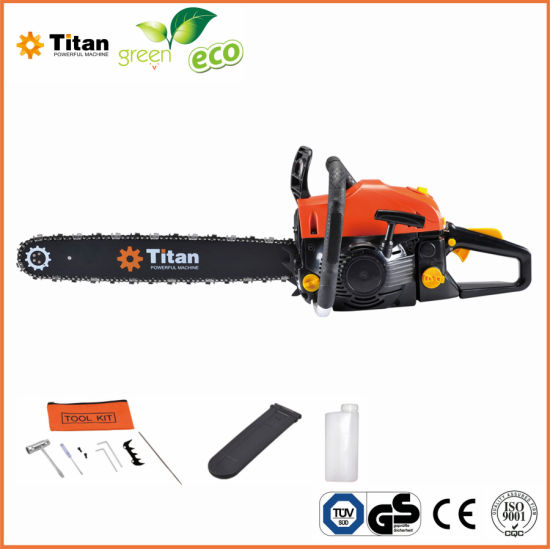 52cc Gasoline Chainsaw with CE Approved (TT-CS5200) pictures & photos