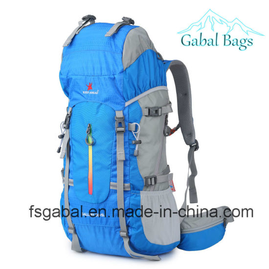 Outdoor Sports Waterproof Covers Hiking Bag Climbing Camping Travel Backpack pictures & photos