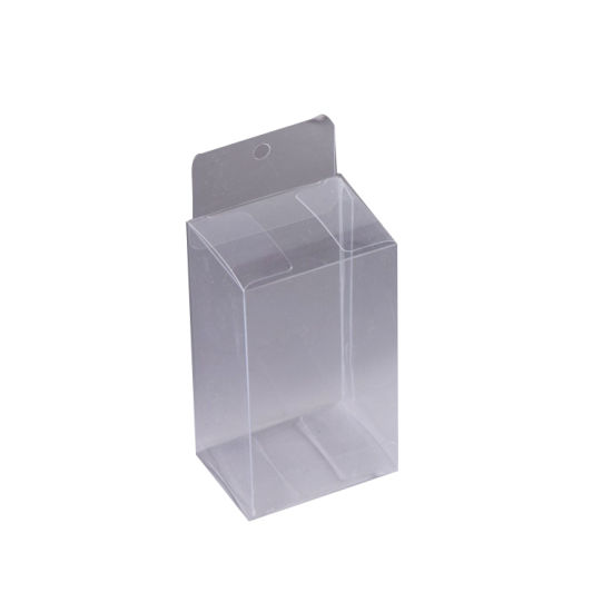 Custom Gift Packaging PVC Plastic Folding Box