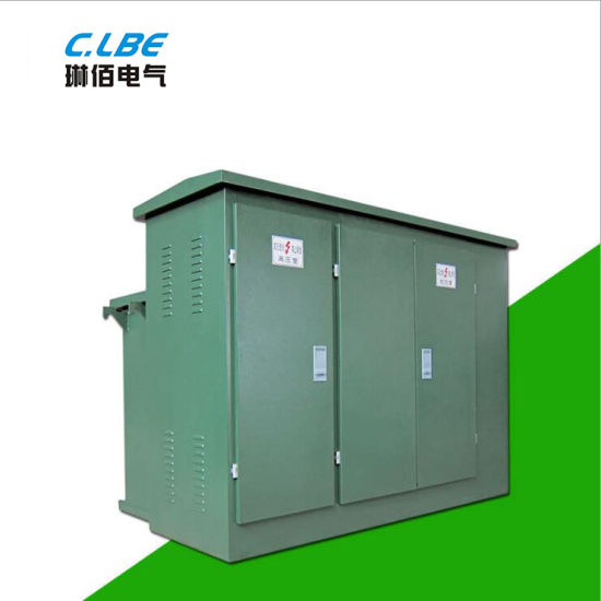 Zgs Solar Distribution Box Photovoltaic Wind Boost Substation