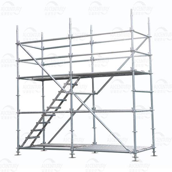 Construction Ringlock Scaffolding System (RL2500)