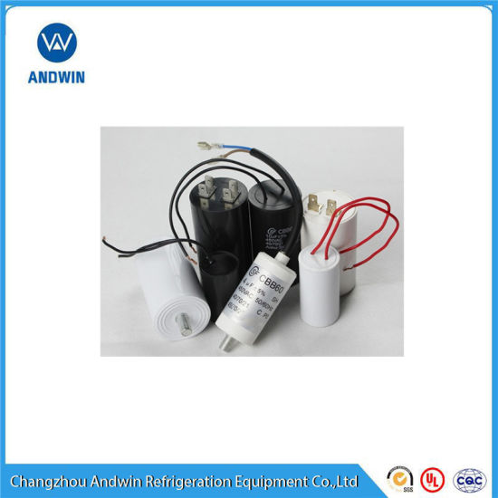 Electronic Component AC Capacitor Electrolytic Capacitors