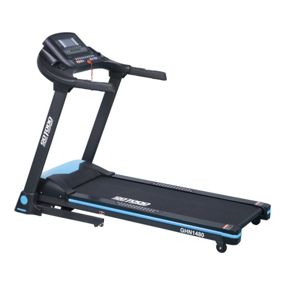 Indoor Electric Running Machine Treadmill for Home Sports