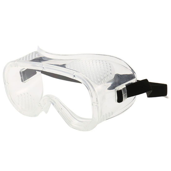 Indoor & Outdoor Clear Safety Goggles for Work