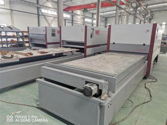 Woodworking Machinery Vacuum Press Machine PVC Foil Laminating