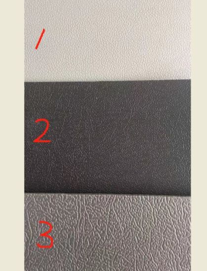 ABS Sheet of Different Texture