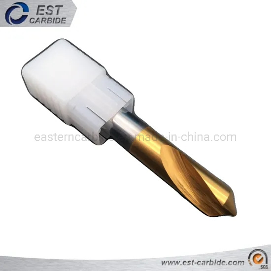 Wholesale 1/2 Four Flute Carbide Helix Endmills CNC Cutter