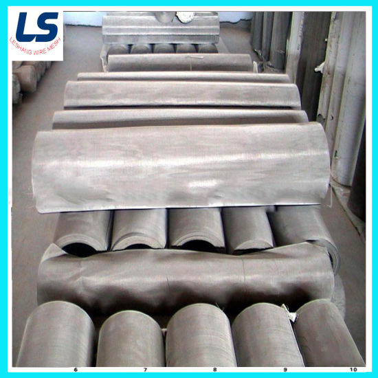 SUS302 10 Mesh to 60 Mesh Stainless Steel Wire Mesh