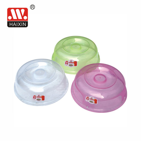 China Microwave Safe Plate Food Cover
