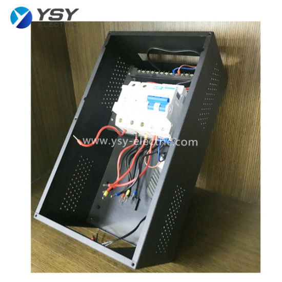 Custom Design Stainless Steel Metal Power Distribution Electrical Box Rack
