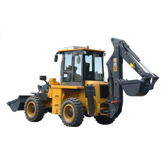 1-3ton Chinese New RC Backhoe Wheel Loader with Mini Excavator