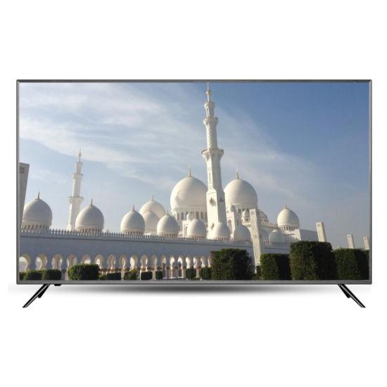 "55"" OEM Branded 3D Digital Touch Flat Screen UHD LCD Smart LED TV"