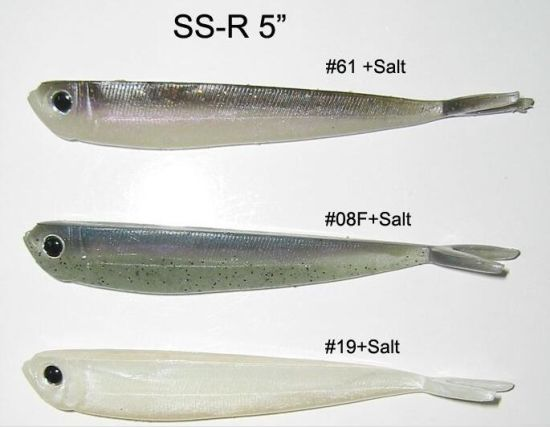 How to salt anchovies for bait