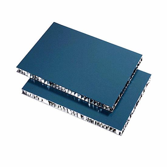 Luxury Properties Aluminum Honeycomb Sandwich Panel for Building Walls