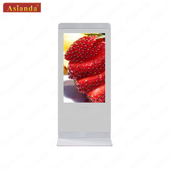 Asianda 49 Inch Stand Alone Android LCD Digital Signage Display with Free Kiosk Software