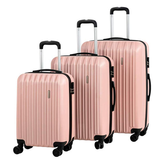 Best Fashion Lightweight Suitcase Durable Carry-on Travel ABS Luggage Set