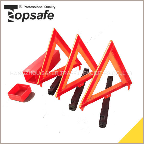 Road Safety Products Warning Triangle/Warning Triangle (S-1626) pictures & photos