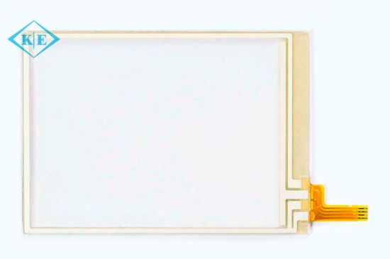 3.5 Inch Resistive 4-Wire Touch Panel pictures & photos