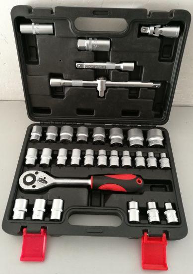 """32PCS Professional -1/2""""Dr Socket Tool Set (FY1432B1)"""