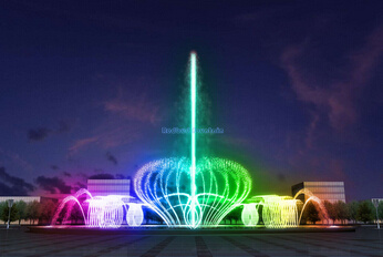 Outdoor Fountain Stainless Steel Two Direction Digital Swing Fountain Nozzle-B pictures & photos