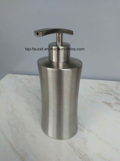 Stainless Steel 304 Different Capacity Bathroom Soap Dispenser Liquid Pump pictures & photos