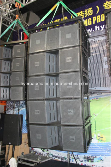 "VT4889 Dual 15"" Three-Way High Power Outdoor Line Array System (2800W) pictures & photos"