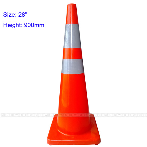 300mm Road Safety PVC Cone pictures & photos
