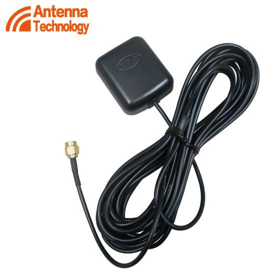 China High Gain Magnetic Outdoor GPS Antenna - China Antenna