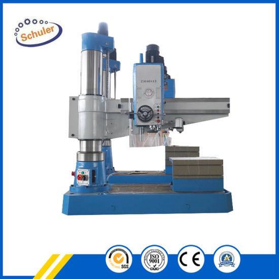 China Industrial Hydraulic Radial Drilling Machine (Z3040X13-1)