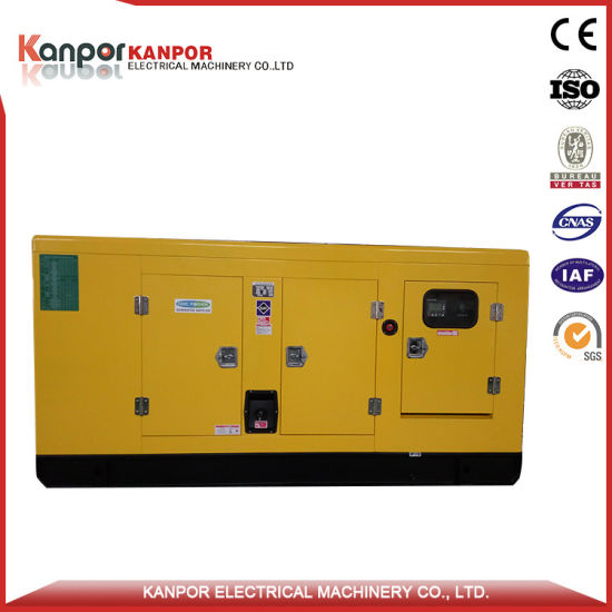 200kVA 160kw OEM Factory Cummins Power Electric Diesel Silent Generator pictures & photos