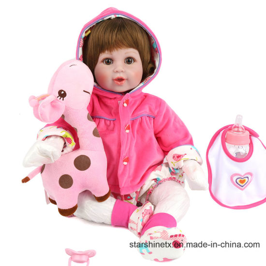 Popular 22 Inch Reborn Baby Dolls for Girl Toys