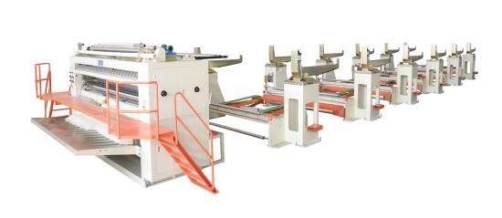 14 Line Tissue Paper Folding Machine Production Line