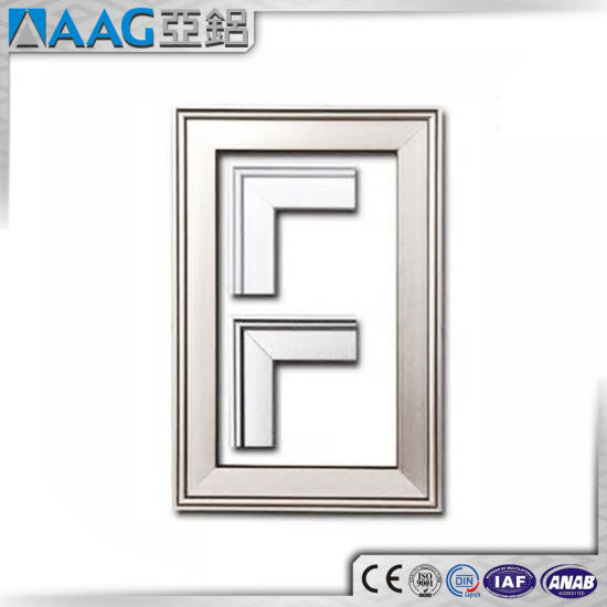 China Factory Hot Sale! Aluminum Profile for Picture Frames with ...