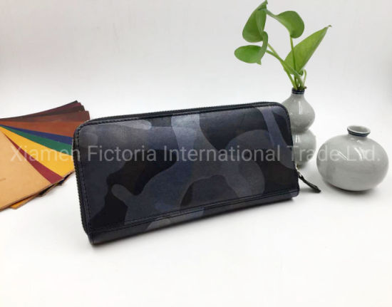 Woman Long Wallet High Quality Hot Sale Fashion Lady Wallet Girl Purse Wide Elegant Leather Wallet