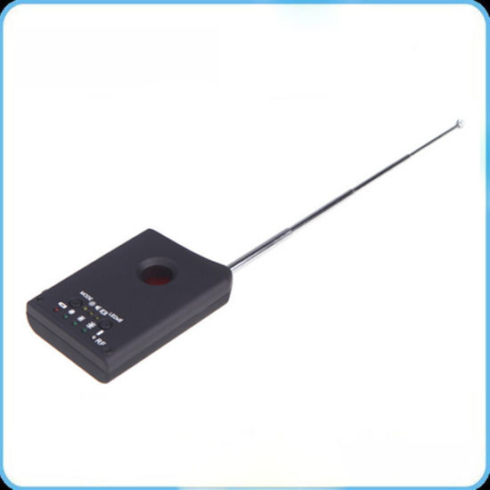 6a143b68e8e Anti Spy Bug Detector Camera GSM Audio Bug Finder GPS Signal Lens RF Tracker  pictures &
