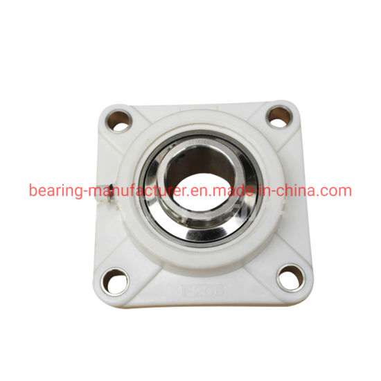 """NEW High Quality UCFL201-08  1//2/"""" Insert Bearing with 2-Bolt Flange Bearing"""