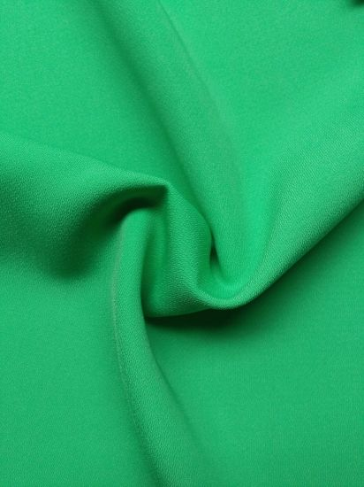 Polyester Double Habijabi, Satin for Trousers and Skirts pictures & photos