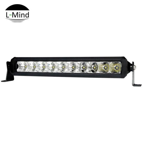 Wholesale Auto Accessories 10-50 Inch Osram Chips Spot Flood Combo Beam Super Bright Quad ATV Part LED Lightbar