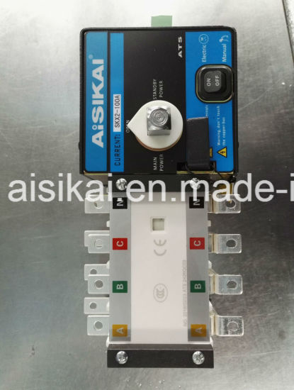 Skx2-63A 3p/4p Transfer Case Electrical Switch pictures & photos