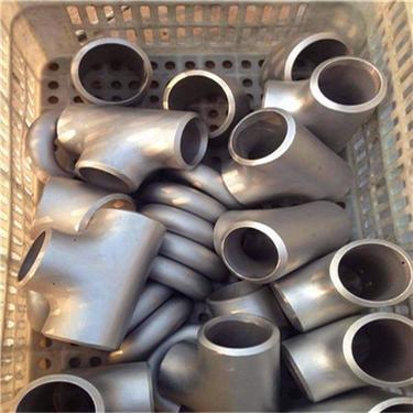 Carbon Steel Female Threaded Equal Saddle Reducing Tee Elbow