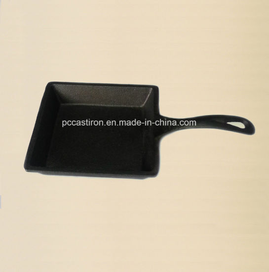 Preseasoned Cast Iron Mini Frypan pictures & photos