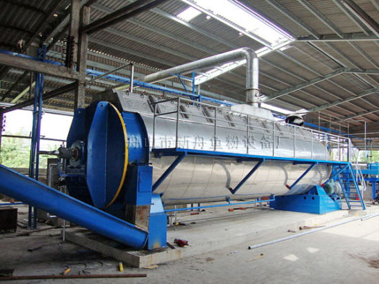 Complete Line of Fishmeal and Oil Rendering Plant pictures & photos