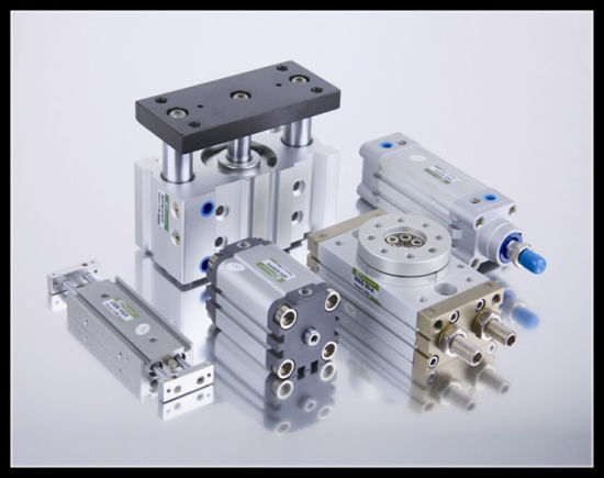 ISO6431 Pneumatic Cylinder Air Cylinder Festo pictures & photos